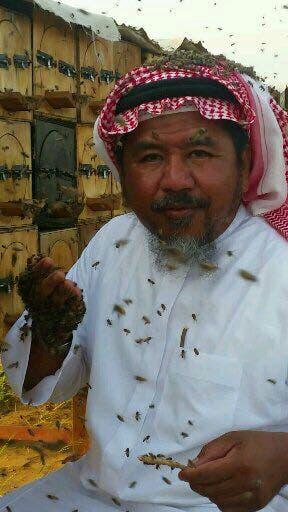 Saudi bee fattani 8 (Supplied)