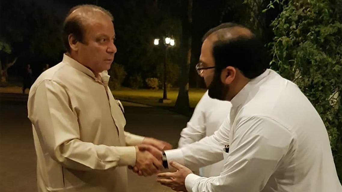 Pakistan Nawaz Sharif (AFP)