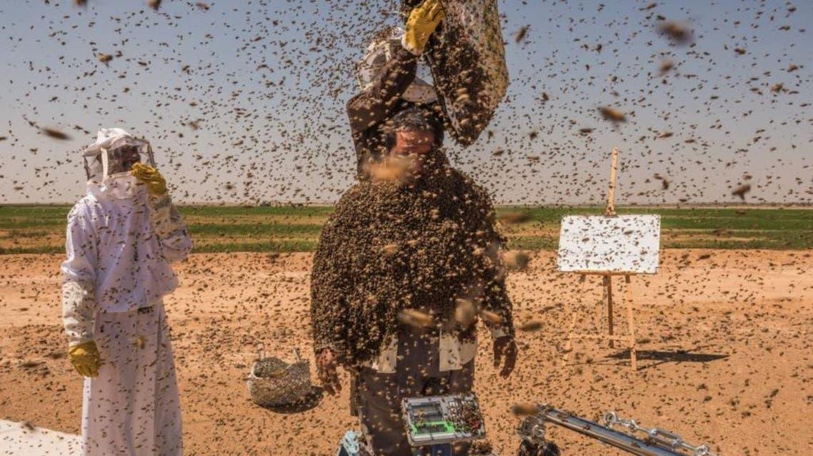 Saudi bee fattani 3 (Supplied)