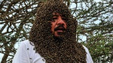 Fully 'dressed in bees,' why this Saudi failed his Guinness World Record attempt