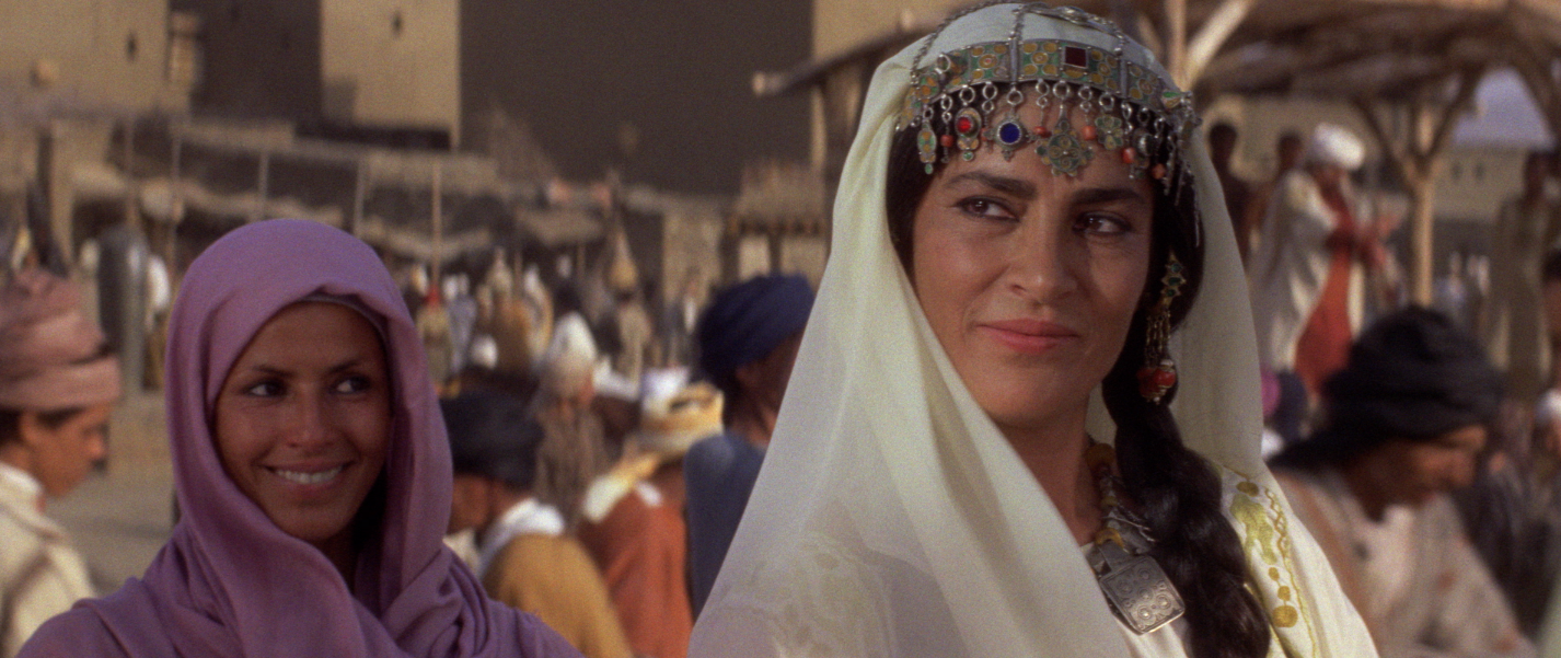 It was this film that traced the early days of Islam that shook the world, and continues to resonate today. (Supplied)