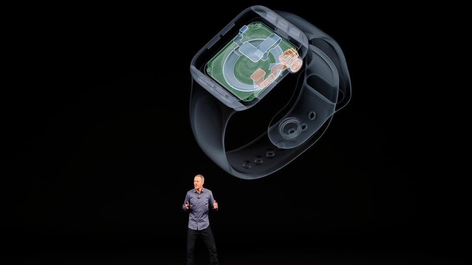 d63d062cf سعر ومواصفات ساعة آبل ووتش Apple Watch Series 4