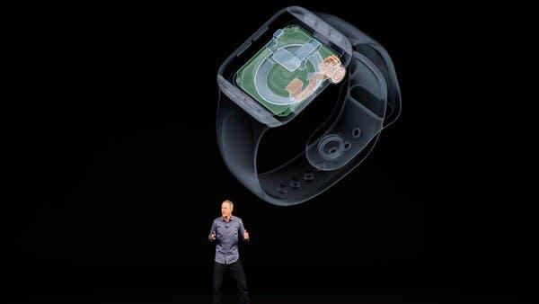 fc5a6161aabe9 سعر ومواصفات ساعة آبل ووتش Apple Watch Series 4