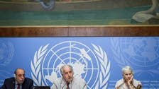 UN documents further Syrian government use of banned chlorine