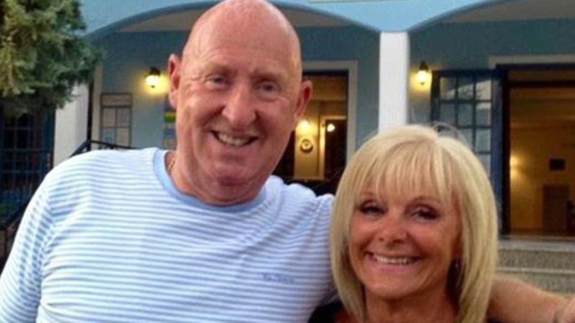 السائح البريطاني وزوجته اللذان ماتا في الغردقة