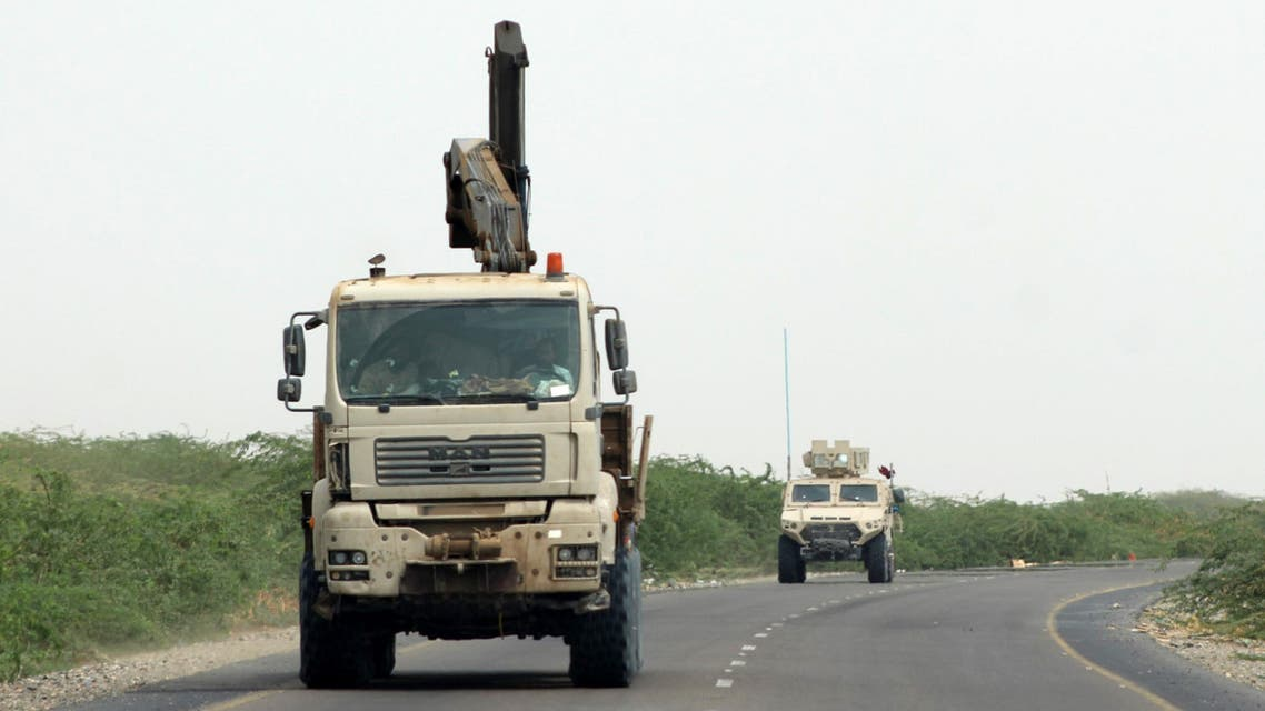 The coalition has said that by taking control of Hodeidah they would be able to force the Houthis to the negotiating table. (AFP)