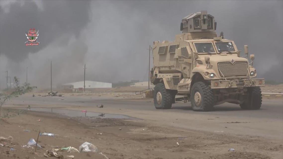 الجيش اليمني يحسم معركة كيلو 16 ويدخل جامعة الحديدة