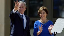 Bush boosting Republicans in places where Trump isn't strong