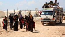 UN report: 38,500 flee hostilities in Syria's Idlib in two weeks