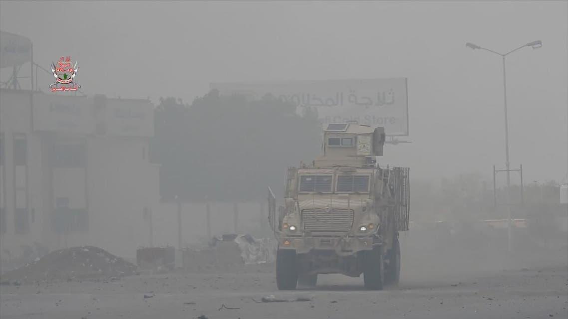 THUMBNAIL_ الجيش اليمني يضغط في الحديدة والحوثي يناشد للتجنيد