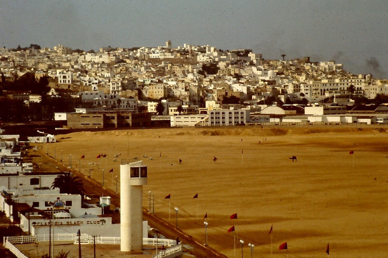 The old city of Tangier, Ibn Battuta's birthplace. (Supplied)