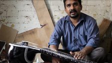 VIDEO: Pakistan family keeping centuries-old sitar-making tradition alive