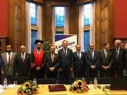 """هولندا.. تكريم رئيس مجلس التسامح بمقر """"العدل الدولية"""""""