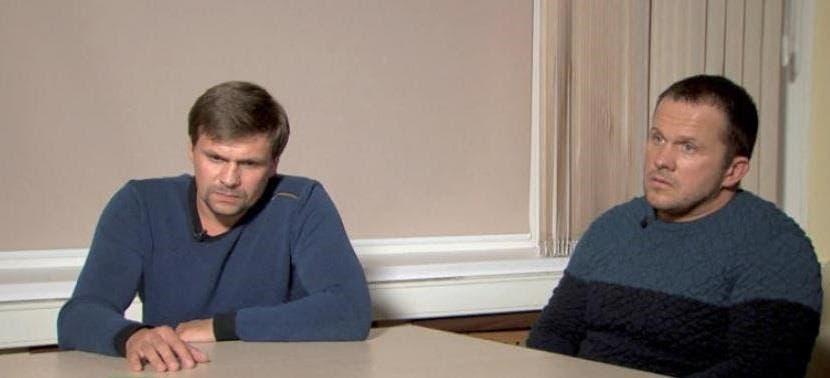 ألكسندر بتروف ورسلان بوشهيروف متهمان غيابيا في قضية تسميم سكريبال