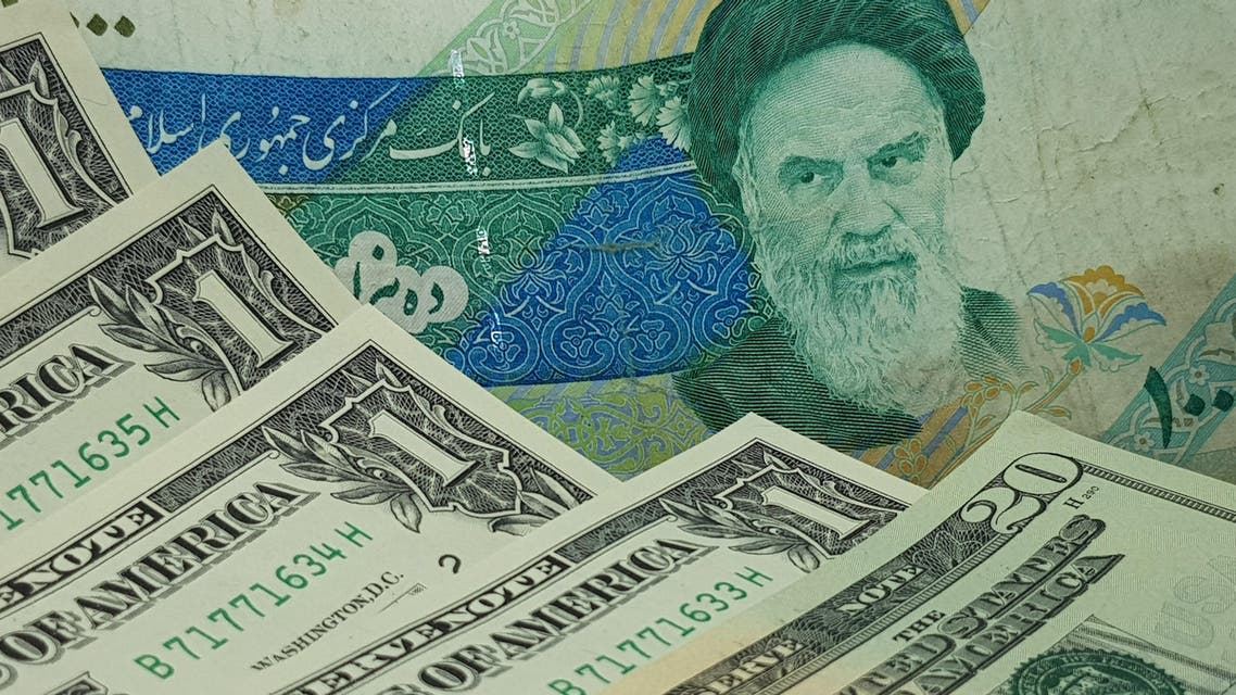 iran dollar sanctions shutterstock