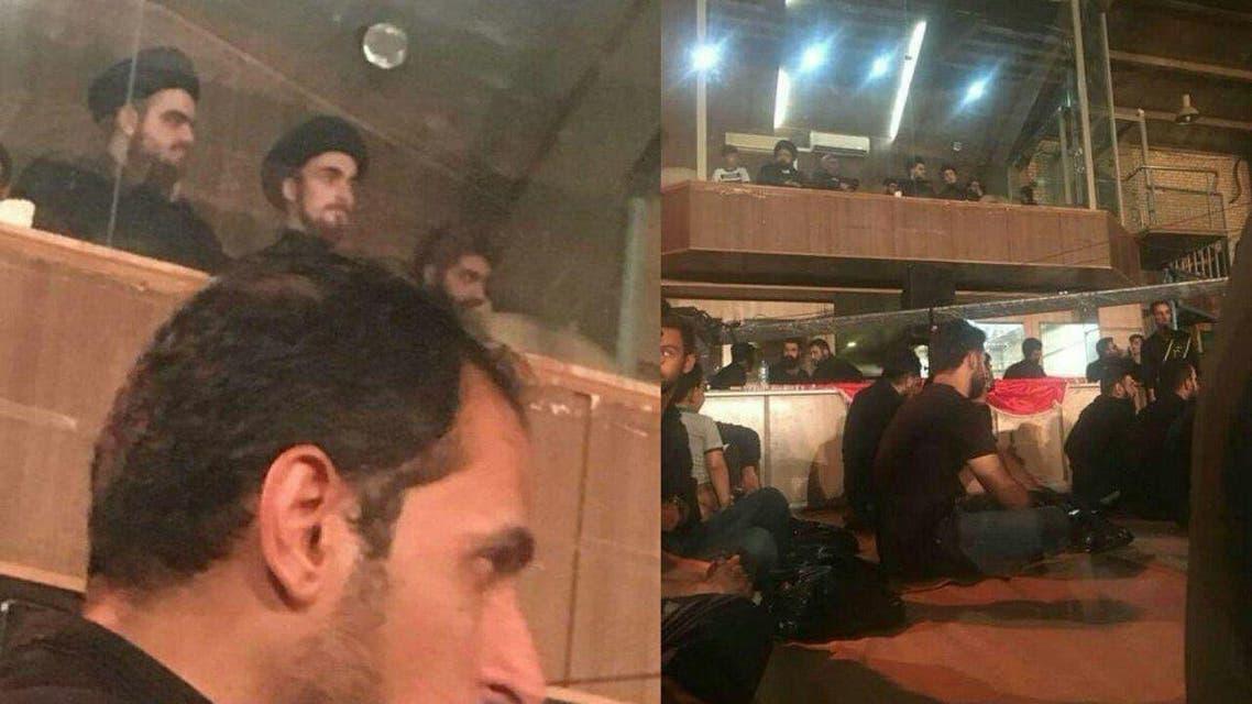 عزاداری VIP خمینی جوان را ناچار به عذرخواهی کرد