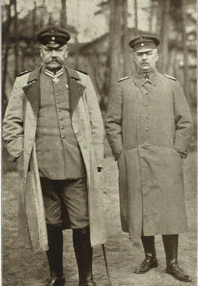 جنرال ألماني غيّر خريطة العالم.. واستغله هتلر ضد اليهود Ddf18918-3bc5-424f-87d2-f737a4a7d6b0