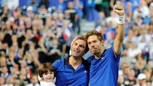 Champions France back in Davis Cup final with win over Spain