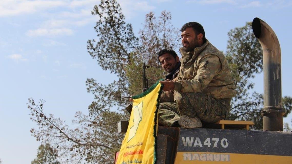 حماية الشعب أكراد قوات
