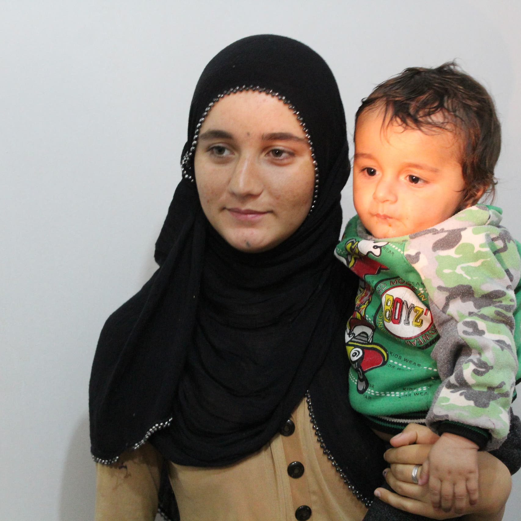 مخطوفات لدى داعش.. آلين الطفلة تكشف للعربية.نت ما عانته