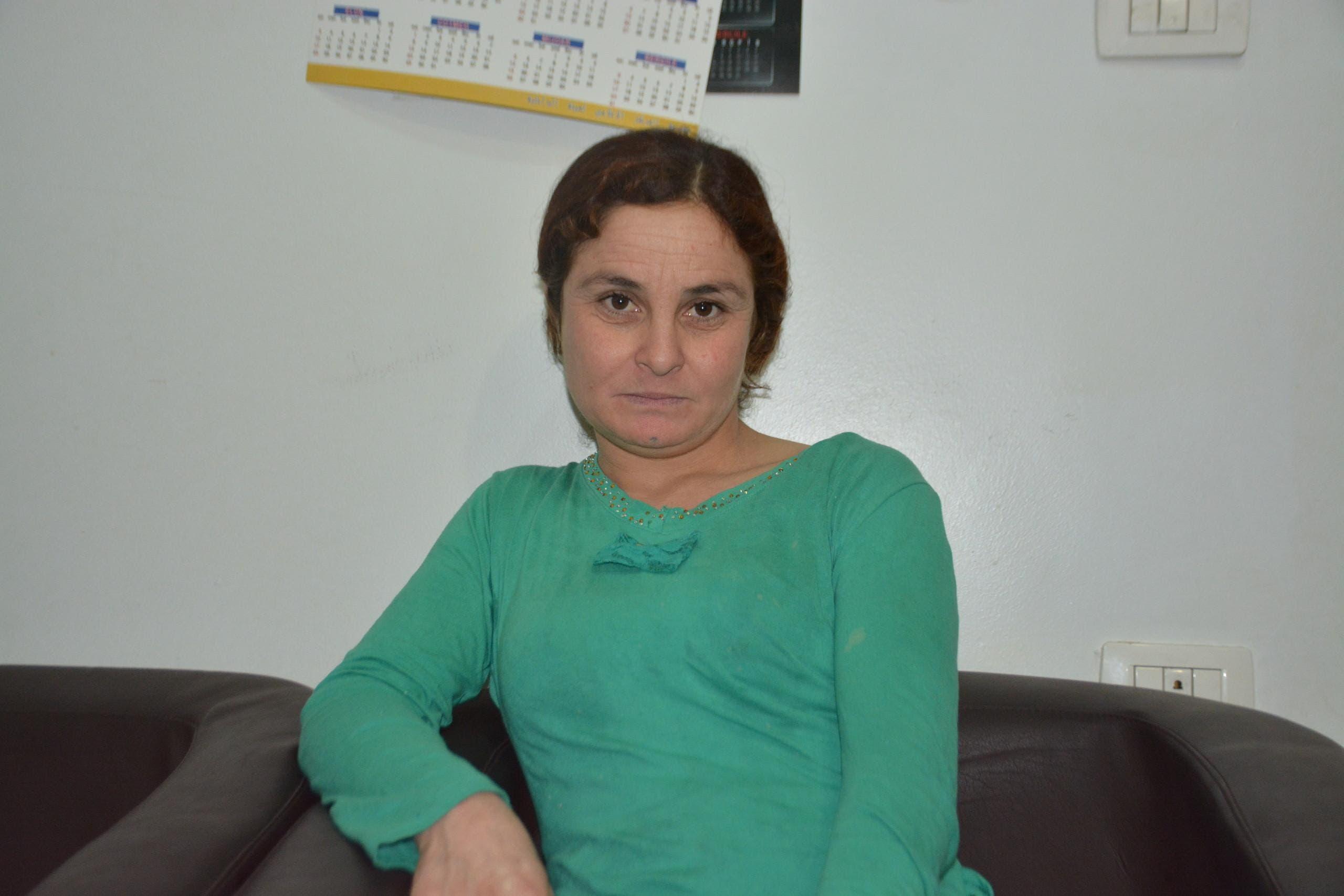 Mayasa abbas Yazidi woman held captive by ISIS. (Supplied)