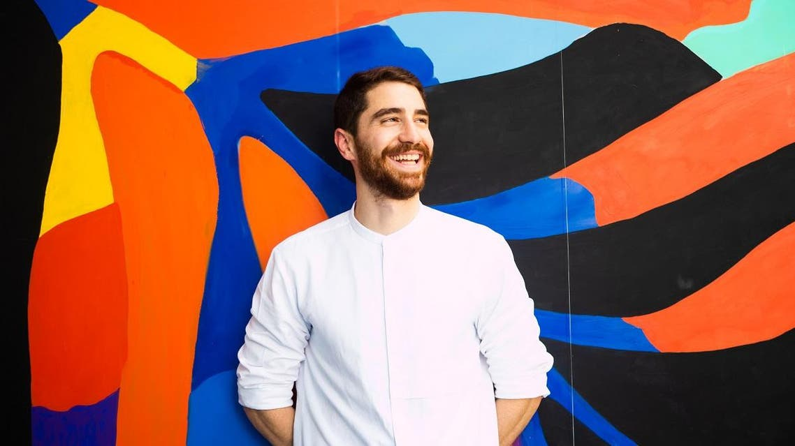 Omar Nakkash, the Dubai-based designer behind NAKKASH Design Studio. (Supplied)