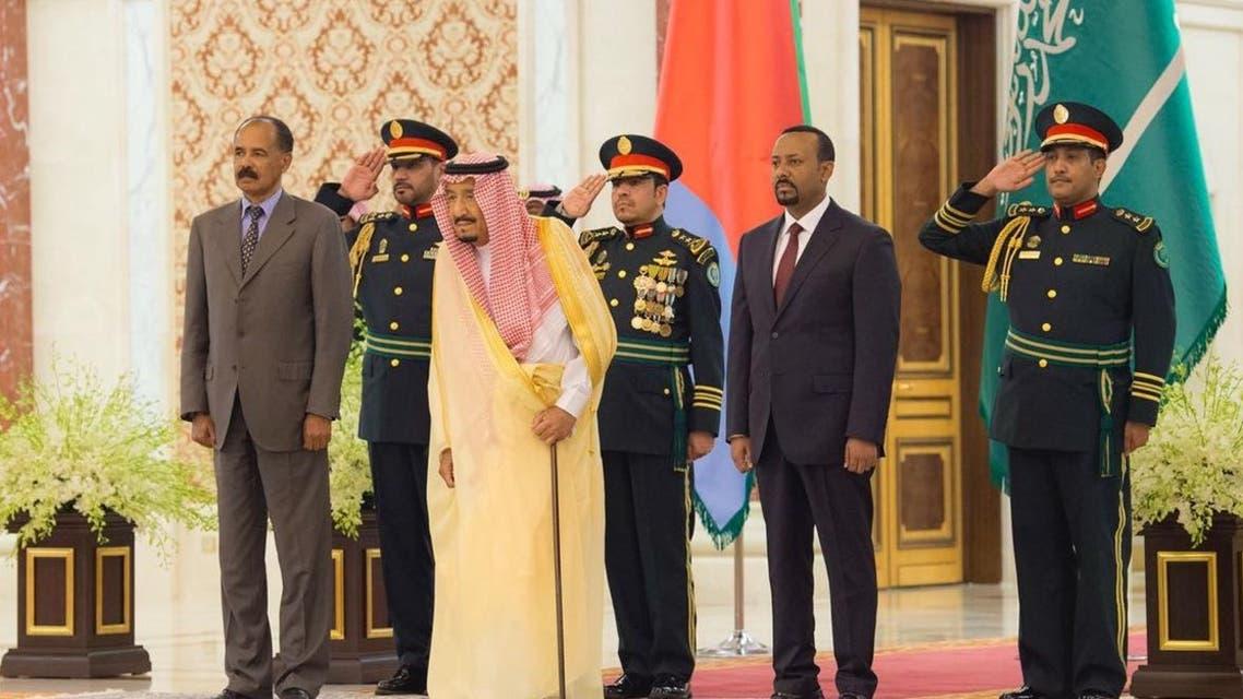 Saudi eritrea ethiopia. (Supplied)v