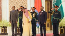 Saudi king sponsors historic Jeddah peace pact between Eritrea, Ethiopia