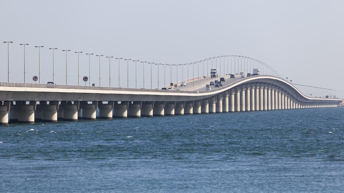 جسر الملك فهد بين السعودية والبحرين