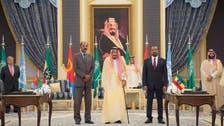 اریٹریا اور ایتھوپیا میں جامع امن معاہدہ طے کرانے پر شاہ سلمان بن عبدالعزیز کی تحسین