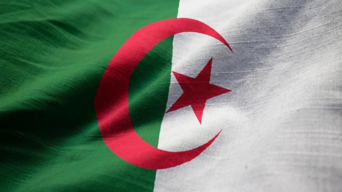 Aljazair flag