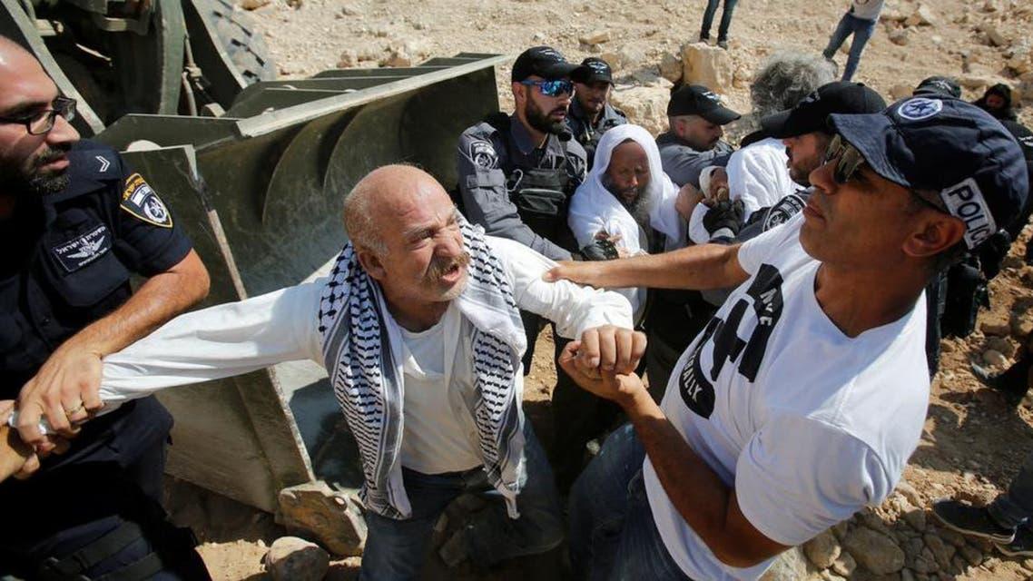 Israeli force arrested US Professor