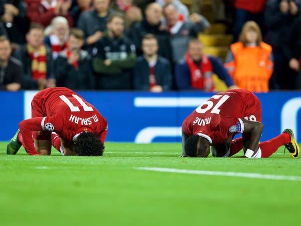 صلاح يكشف حقيقة خلافه مع زميله في ليفربول