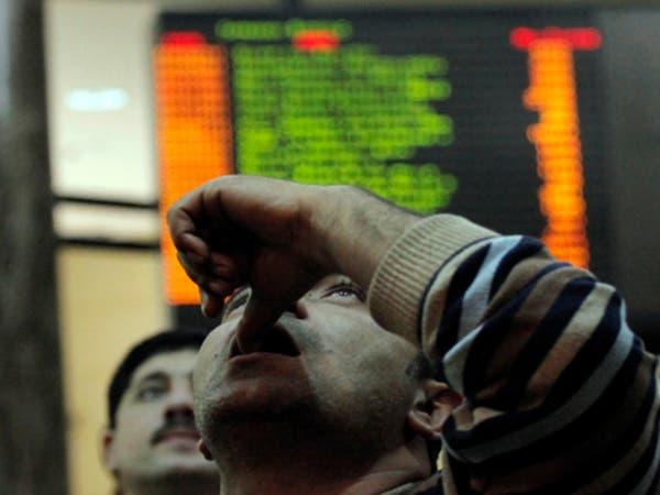"""خسائر """"قاسية"""" لبورصة مصر.. ورأس المال يفقد 36 مليار جنيه"""
