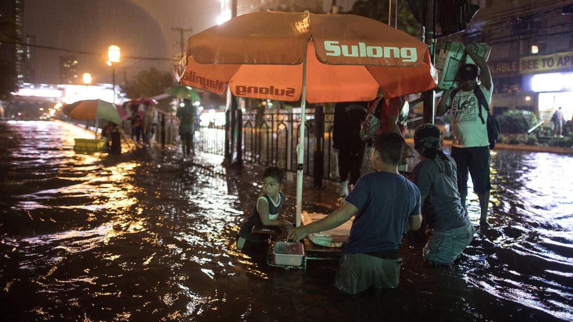 philippine typhoon (AFP)