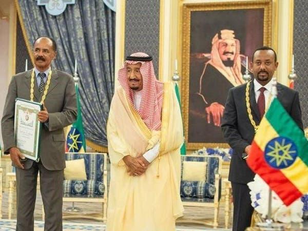 مجلس الأمن يثمن رعاية الملك سلمان لاتفاق جدة للسلام