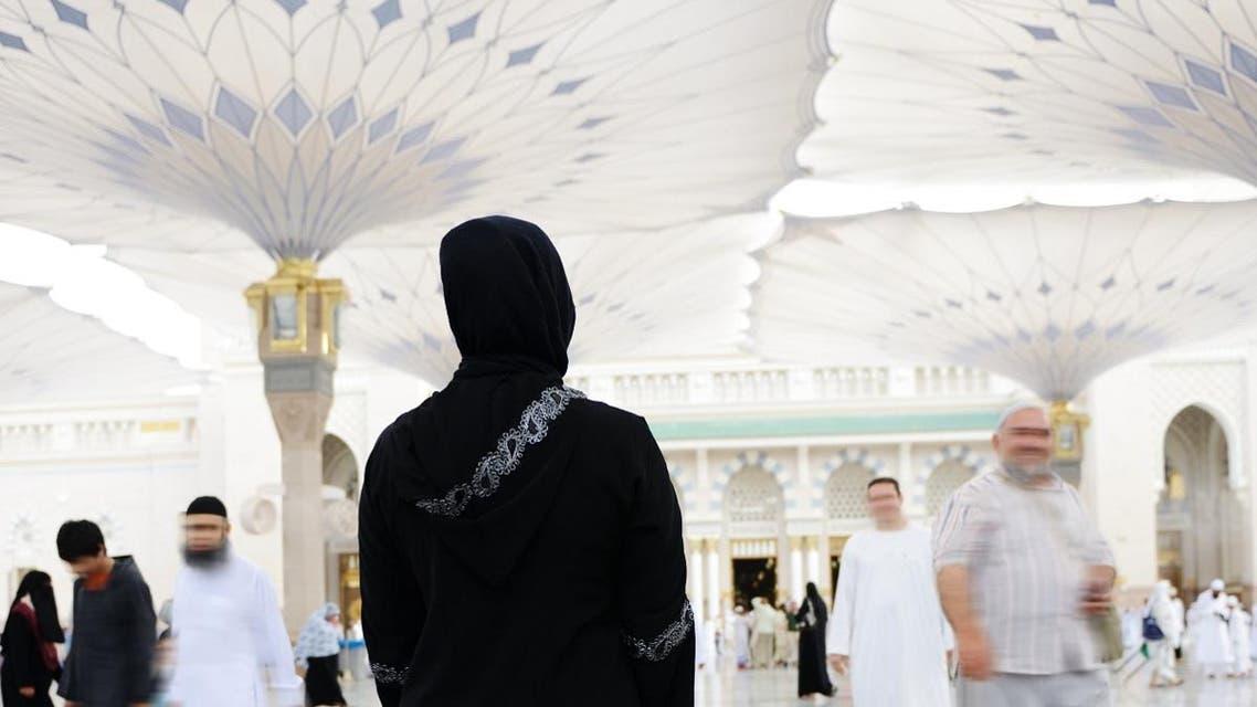 saudi women. (Shutterstock)