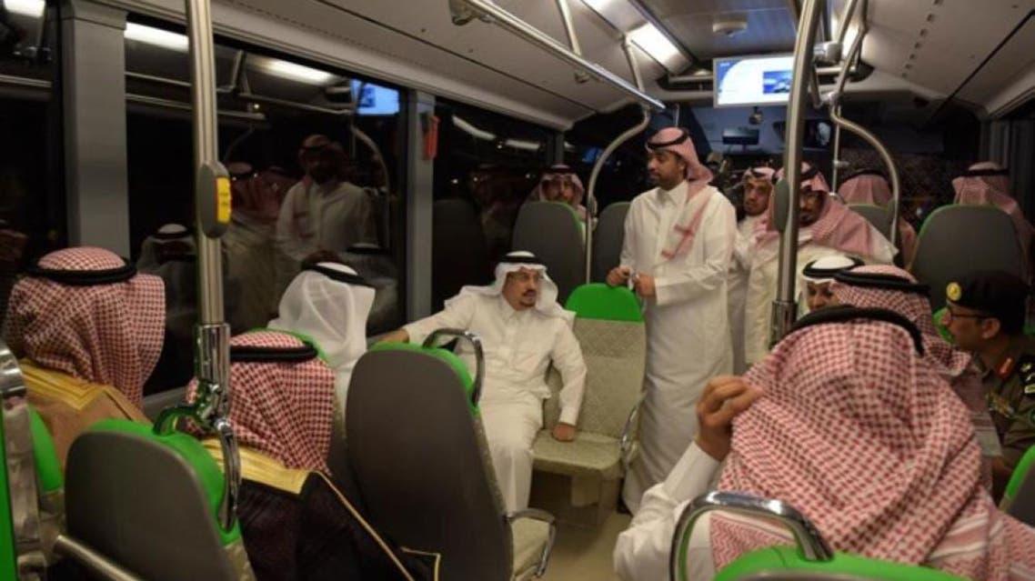 Saudi Arabia Riyadh metro project. (SPA)