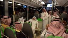 Riyadh emir says metro project nearing completion