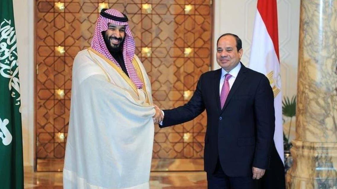 KSA and Egypt