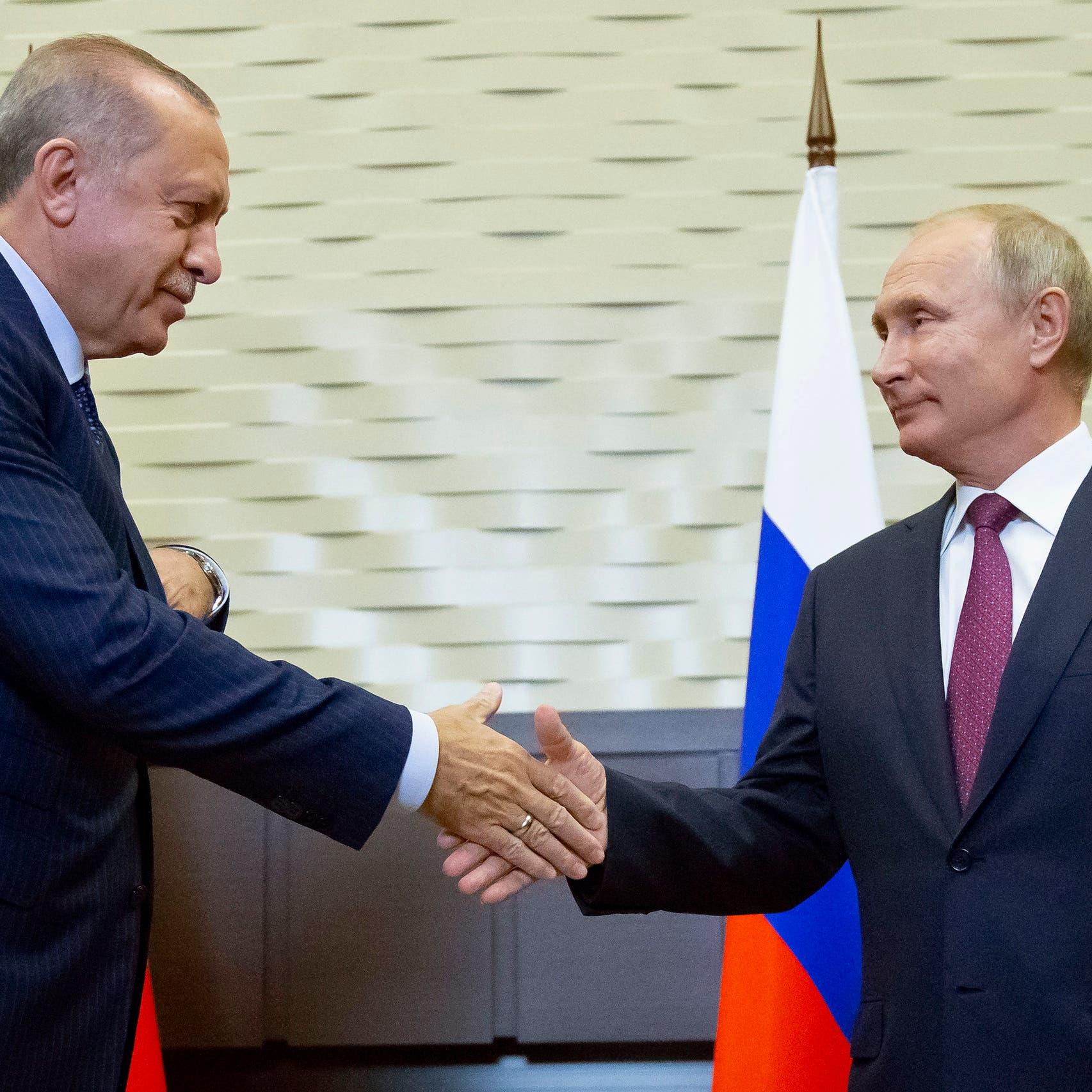هذه بنود وتفاصيل اتفاق بوتين - أردوغان حول إدلب