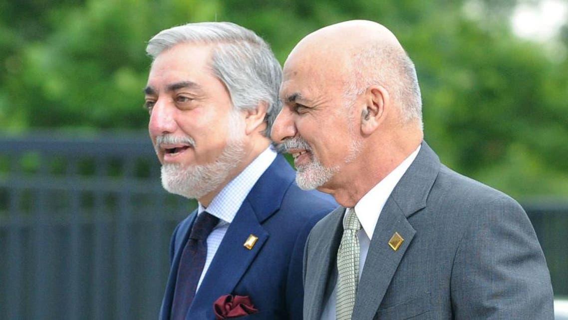 توافق اشرف غنی و عبدالله برای ظاهر شدن در انتخابات آینده