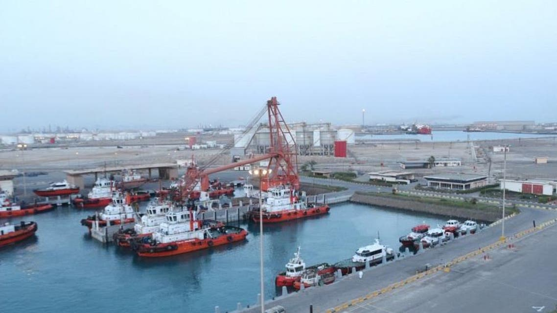 King Fahd Industrial Port has lots of investment opportunities, with four multi-purpose berths that will contribute in increasing the port's capacity, from 130 million tons to 210 million tons. (SPA)