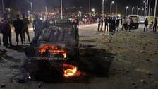 Collision between bus, fuel tanker kills 19 in Iran