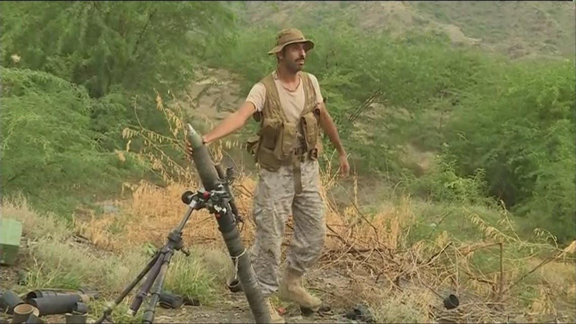 THUMBNAIL_ التحالف يدعم الجيش اليمني بصواريخ تاو المضادة للدروع
