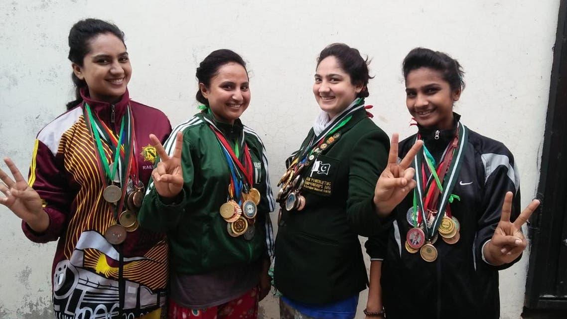 """Sohail sisters"" belong to Pakistan's minority Christian community. (Supplied)"
