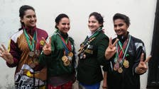 Pakistan's 'powerlifting' sisters proud to represent nation, inspire youth