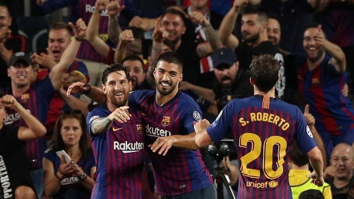 Messi. (Reuters)
