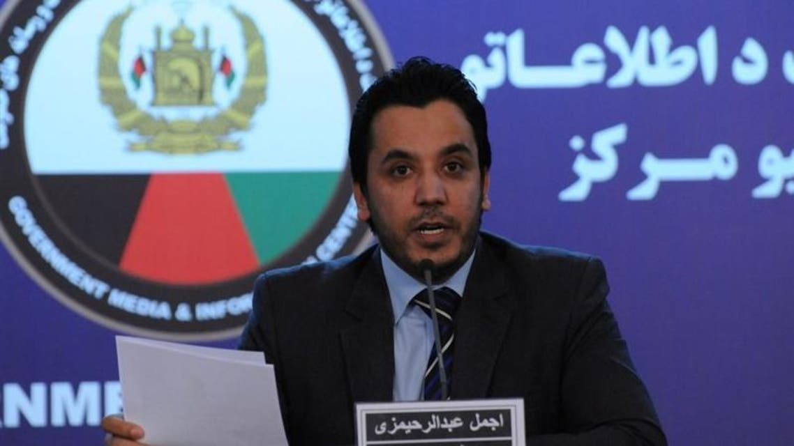 اجملحمید عبدالرحیمزی سرپرست وزارت صنعت و تجارت افغانستان