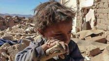 یمنی بچّے کی تصویر نے انسانی حقوق کونسل میں حوثیوں کو رُسوا کر دیا